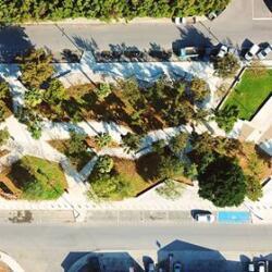 Nikou Rousou Park Plan View