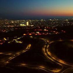 Plots Seperation Marios Protopapas Night Aerial View