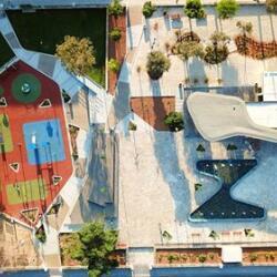 Trion Ierarchon Park Fillelinon Street Plan View