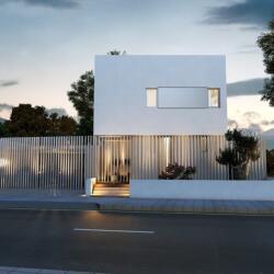 House In Aglandjia