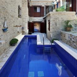 Palatakia 2 Village Houses Pool