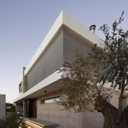 Dhouse Contemporary Design Concrete Acharchitects