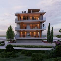 Pedieos Residence Three Story Private Apartment Building